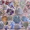 Striking Beauty - Jewelled Brooch Bouquets